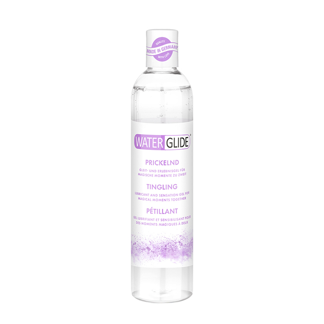 Lubrikant Waterglide -TINGLING 300 ml