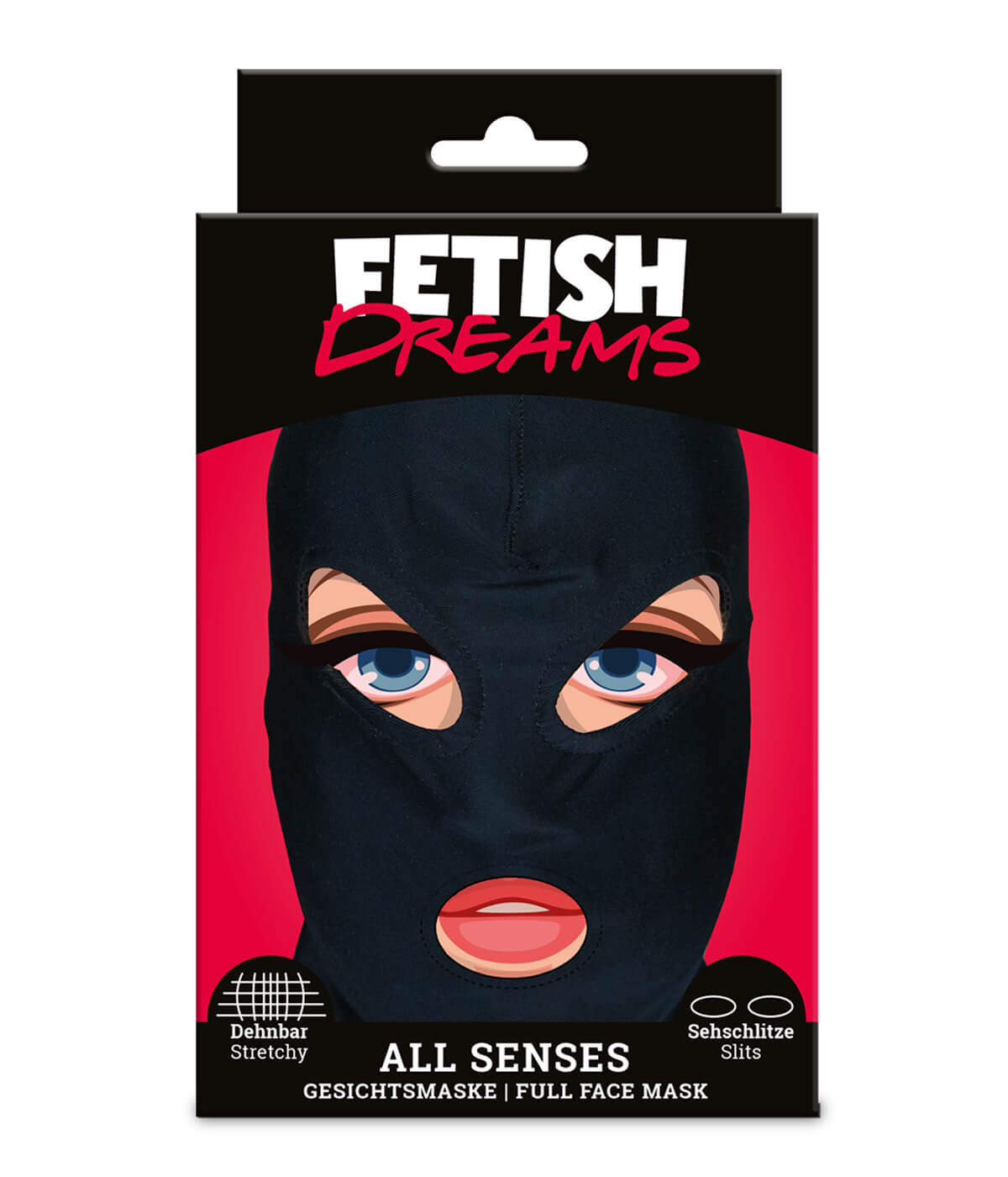 FETISH DREAMS MASKE ALL SENSES