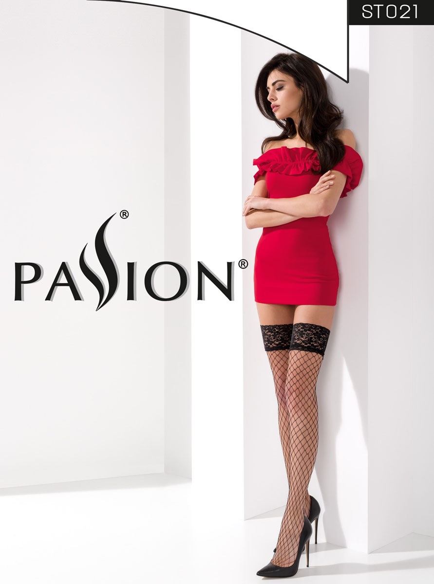 Silonky ST021 PASSION