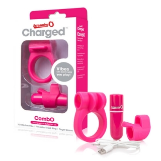 THE SCREAMING O – CHARGED COMBO KIT