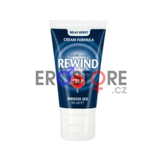 Gel na penis REWIND Touch - 50 ml