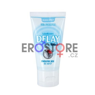 Gel na penis DELAY Touch - 50 ml