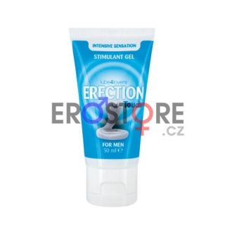Gel na penis ERECTION Touch - 50 ml