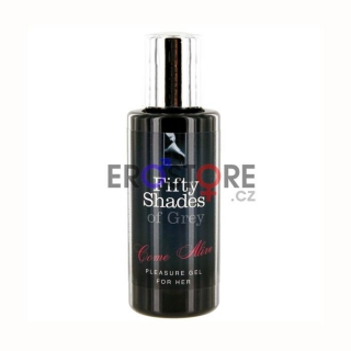 50 Shades of Grey orgastický gel pro ženy 30ml - Pleasure Gel for Her Come Alive